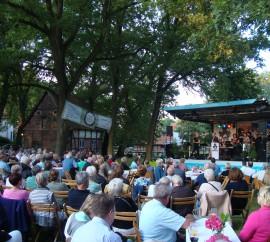 GartenKultur-Musikfestival in Fischerhude am 09.08.2014
